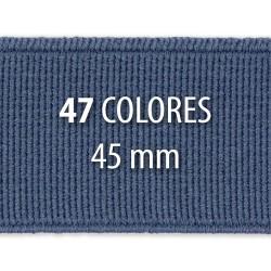 Elástico liso 45 mm - Rollo 25 metros