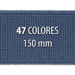 Elástico liso 150 mm - Rollo 25 metros