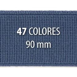 Elástico liso 90 mm - Rollo 25 metros