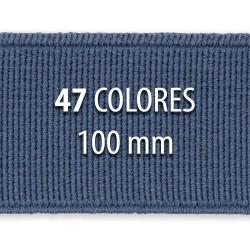 Elástico liso 100 mm - Rollo 25 metros
