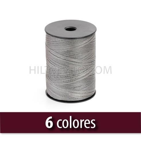 Hilo Parafinado 0,6mm Poliamida - Hiltrento