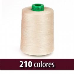 Hilo poliester 100% fibra cortada 50/3 (30/3) - Bobina 5000 mts