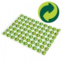 "Etiquetas ""punto verde"" ecoembes"