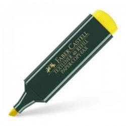 Marcador fluorescente TEXTLINER 48 Amarillo