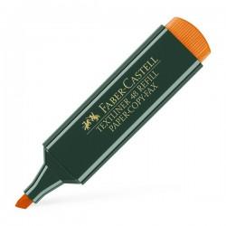 Marcador fluorescente TEXTLINER 48 Naranja