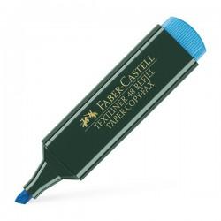 Marcador fluorescente TEXTLINER 48 Azul