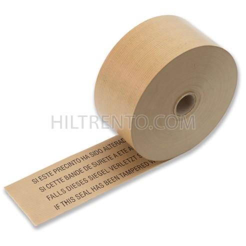 Precinto de papel timbrado 70mm x 200 metros