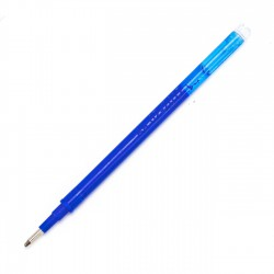 Mina frixion azul