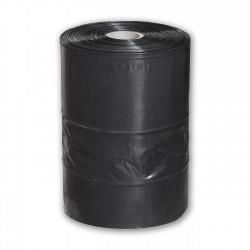 Bobina plástico contínuo negro 85cm G.300