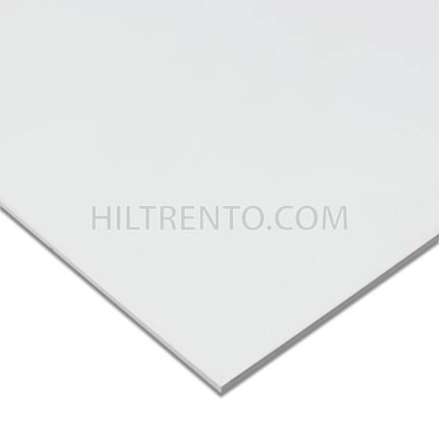 Plancha corte blanca PVC 260x360x3mm