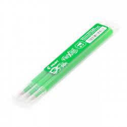 Recambio Pilot Frixion Verde claro - Pack 3 uds