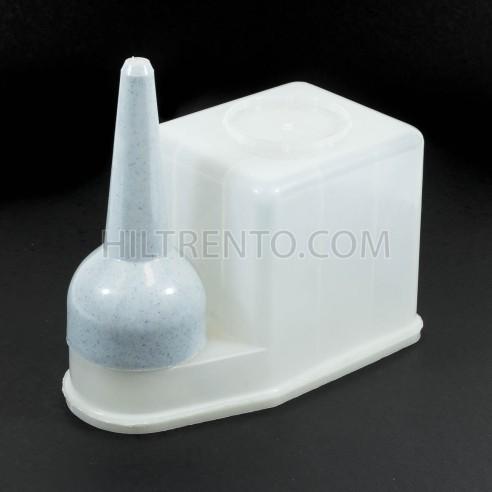Dosificador de cola 3 litros gris