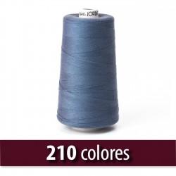 Hilo poliester 100% fibra cortada 25/2 (36)- Bobina 5000 mts