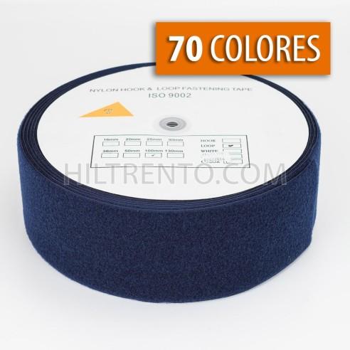 """Cintas autocierre """"velcro"""" 100 mm -70 colores"""