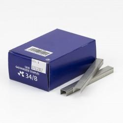 Caja 5000 grapas clavex 34/8