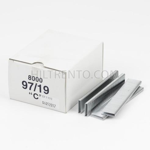 Grapa 97/19 - Caja 10.000 unidades