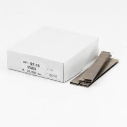 Grapas 97/16 cobreadas - Caja 10.000 unidades