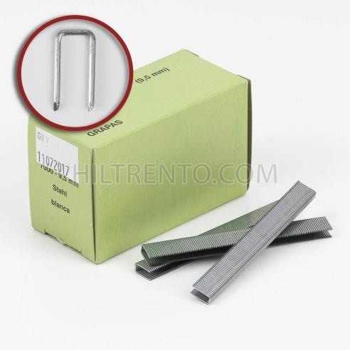 Grapas 97/10 punta afilada - Caja 7000 unidades
