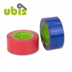 Precinto de embalaje 50mm x 132m Azul, rojo - Caja 36 uds