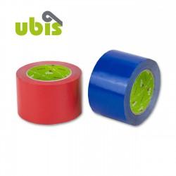 Precinto de embalaje 75mm x 132m Azul, rojo - Caja 24 uds