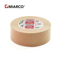 Cinta ecológica papel habana kraft 48mm x 80m