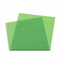 Papel seda verde 30x60 cm - Paquete 1 millar