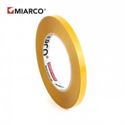 Cinta doble cara MIARCO 9mm x 50m - Caja 198 rollos