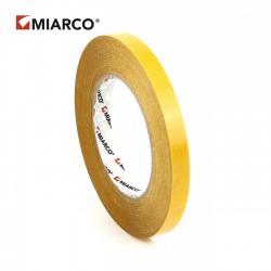 Cinta doble cara MIARCO 12mm x 50m - Caja 150 rollos