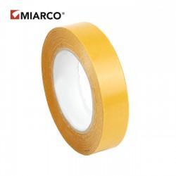 Cinta doble cara MIARCO 38mm x 50m - Caja 48 rollos