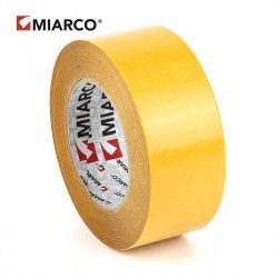 Cinta doble cara ancha MIARCO 50mm x 50m - Caja 36 rollos