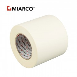 Cinta adhesiva krepp MIARCO 120mm x 90 metros - Caja 12 uds