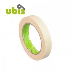 Cinta adhesiva crepé UBIS 19mm x 45m - Caja 96 uds