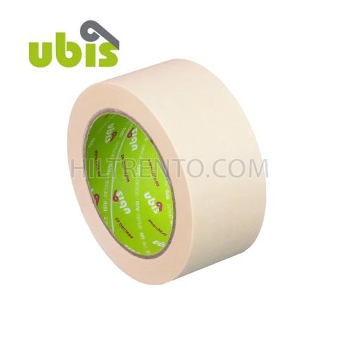 Cinta adhesiva crepé UBIS 48mm x 45m - Caja 36 uds