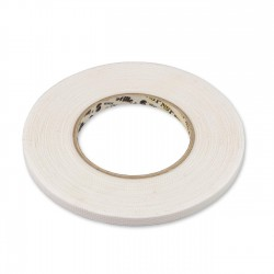 Cinta adhesiva costura trama blanca 8mm x 50m