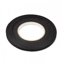 Cinta adhesiva costura trama negra 8mm x 50m