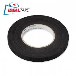 Cinta adhesiva costura trama negra 15mm x 50m- Caja 76 uds
