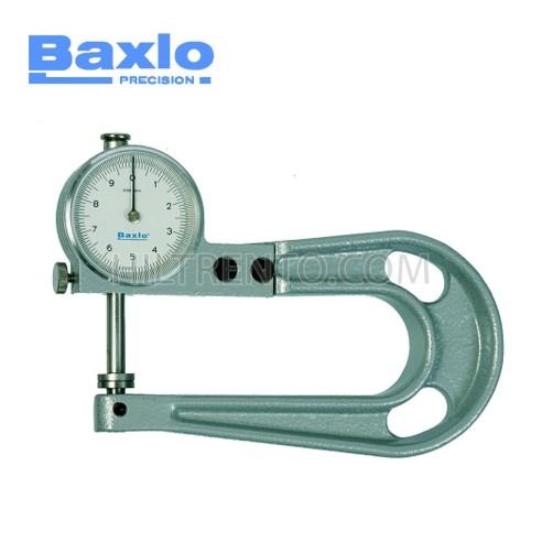 Micrómetro 2002 escote ancho 0-25 mm
