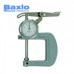 Micrómetro ref.2007 0-40mm / 0.05mm escote 50mm