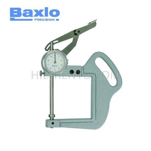 Micrómetro ref.2013 0-65mm / 0.05mm escote 80mm