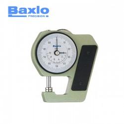 Micrómetro bolsillo ref.3012 0-10mm / 0.01mm escote 18mm