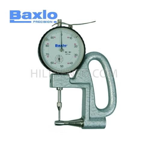 Micrómetro ref.3001 0-10mm / 0.01mm escote 35mm
