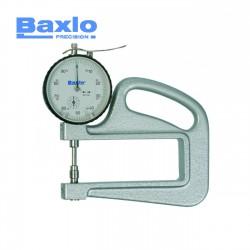 Micrómetro ref.3006 0-10mm / 0.01mm escote 100mm