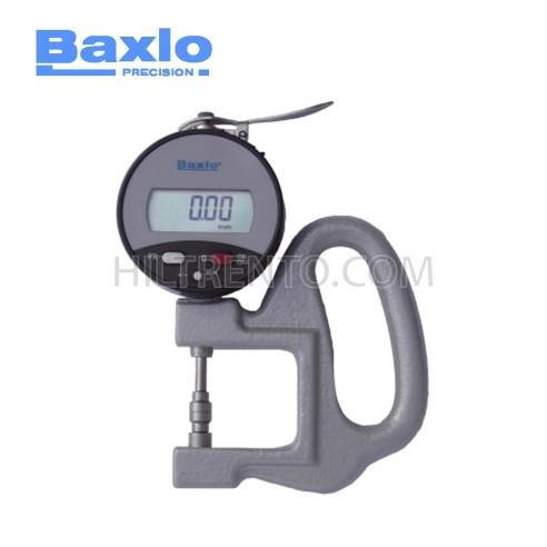 Micrómetro digital ref.3000DIG 0-12,5mm / 0.01mm escote 35mm