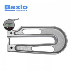 Micrómetro digital ref.3005DIG 0.01mm escote 250mm