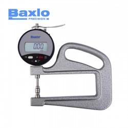 Micrómetro digital ref.3006DIG 0.01mm escote 100mm