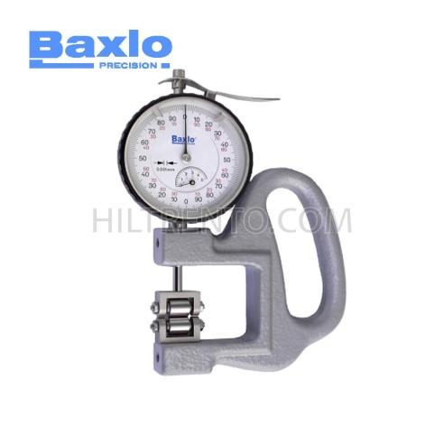 Micrómetro ref.4002 0-5mm / 0.001mm escote 35mm