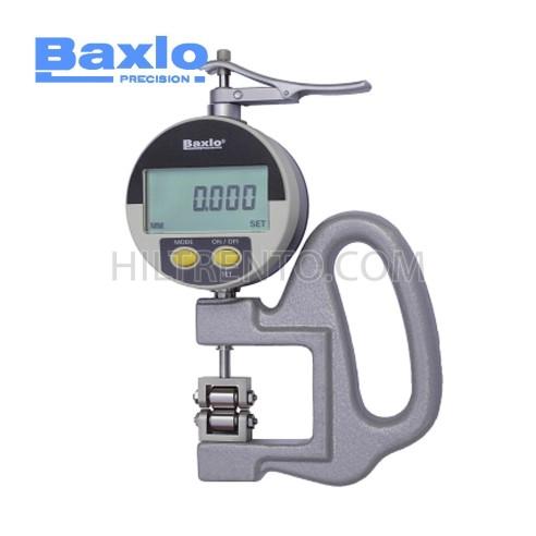 Micrómetro digital ref.4002DIG 0.001mm escote 35mm