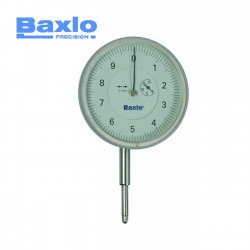 Reloj comparador orejeta Ref.CD/2-80 0-20 mm / 0.1mm esfera 80mm