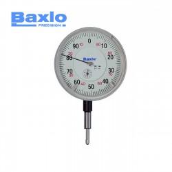 Reloj comparador orejeta Ref.CC/2-80 0-10 mm / 0.01mm esfera 80mm