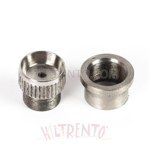 Kit record y cabezal redondo 0.8 mm - Yris 28